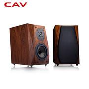 CAV FL-35高保真HIFI木质书架音箱发烧级监听音响德国伊顿单元