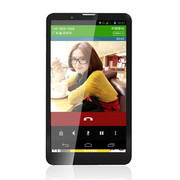 清华同方 E730 7寸手机通话平板电脑 IPS全视角3G双卡通话蓝牙GPS导航MP5机 黑色
