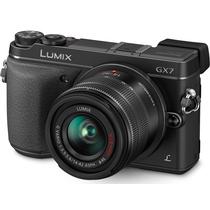 松下 GX7 单电套机 黑色(14-42mm 镜头)产品图片主图