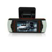 摩赛克 MX100行车记录仪 高清广角夜视 24小时停车监控 车载 迷你 执法 卡 汽车记录 豪华版+6G卡