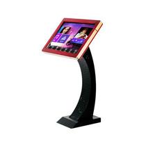 雅桥 家庭KTV点歌机系统 家用卡拉OK点唱机 2000G硬盘高清一体机 红色常规款台式产品图片主图