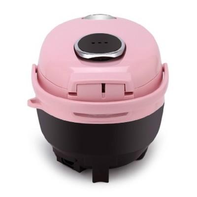 九阳 JYF-20FS62 多功能迷你电饭煲 陶晶内胆 粉色 2L 可预约 可制蛋糕 酸奶 婴儿粥 一锅六用产品图片4