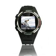 喜越 TW320防水运动智能手表手机伴侣 穿戴式摄像手表手机 黑色
