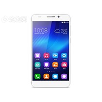 荣耀 6 16GB 移动版4G手机(白色)产品图片主图