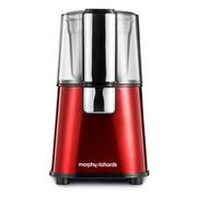 摩飞 MR9100 英国 分离式研磨杯 电动咖啡磨豆器/磨粉器 玫瑰红
