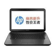 惠普 CQ14-a104TX 14英寸笔记本(i5-4200M/4G/750G/GT820M/DOS/黑色)