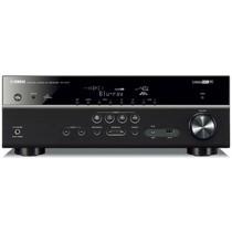 YAMAHA RX-V477 家庭影院5.1声道(5*135W)AV功放机 USB接口/网络功能/支持3D 黑色产品图片主图