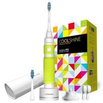 力博得 声波电动牙刷(COOLSHINE)酷尚系列 (柠檬绿)产品图片主图