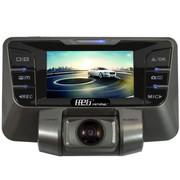 任e行 行车记录仪D300高清夜视广角170度 1080P原车原貌 标配无卡