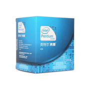 英特尔 奔腾双核 G2030 盒装CPU (LGA1155/3.0GHz/55W/双核/3M三级缓存)