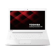 东芝 C40-AS22W1 14英寸笔记本(i5-4200M/4G/750G/1G独显/摄像头/DOS/雪晶白)