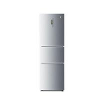 海尔 BCD-216SDN 216升三门电脑版冰箱(银色)产品图片主图