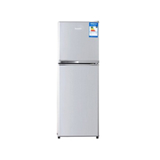创维 BCD-138H 138升双门冰箱(拉丝银)