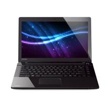 东芝 C40-AT33B1 14英寸笔记本电脑(双核处理器1005M/2G/500G/DOS/黑色)产品图片主图