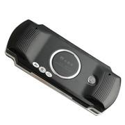 小霸王 掌上PSP游戏机炫影39 4.3寸屏街机任天堂内置9000款经典游戏带摄像录音MP5 黑色4G版本+8G卡