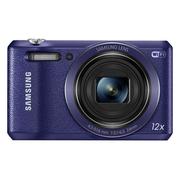 三星 WB35F 数码相机 紫色(1600万像素 12倍光学变焦 24mm超广角)
