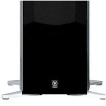 YAMAHA NS-555 家庭影院音箱 落地式主音箱3分频/100W(1对)钢琴漆黑色产品图片主图