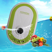 莱森 JQ-1000智能鲜果蔬解毒机 家用空气净化活氧机臭氧洗菜消毒机除去