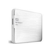 西部数据 My Passport Ultra USB3.0 2TB 超便携移动硬盘 (白色)WDBMWV0020BWT