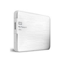西部数据 My Passport Ultra USB3.0 2TB 超便携移动硬盘 (白色)WDBMWV0020BWT产品图片主图