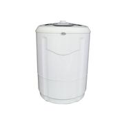 日普 XPB30-188B 3公斤半自动迷你洗衣机(白色)