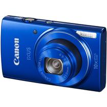 佳能 IXUS155 数码相机 蓝色(2000万像素 10倍光学变焦 2.7英寸液晶屏 连拍3.3张/秒)产品图片主图
