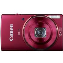 佳能 IXUS155 数码相机 红色(2000万像素 10倍光学变焦 2.7英寸液晶屏 连拍3.3张/秒)产品图片主图