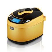 洛贝 LBA-XT422A 阿迪锅 4L 智能预约定时多功能 电脑版液晶电压力锅 橙色