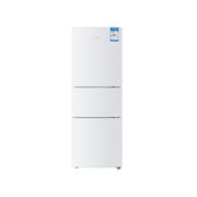 海尔 BCD-228S1 228升三门冰箱(白色)