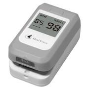 瑞迈特 力康 血氧仪 PC-60B 指夹式医用家用脉博血氧饱合度仪 制氧机最佳拍档 两年保修
