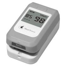 瑞迈特 力康 血氧仪 PC-60B 指夹式医用家用脉博血氧饱合度仪 制氧机最佳拍档 两年保修产品图片主图