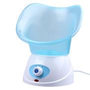 科美 KM6080蒸脸器美容仪洁面仪喷雾机蒸面香薰 白+蓝