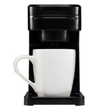 喜摩氏  家用咖啡机(单杯 美式 滴漏式SCM0031尊贵黑)产品图片主图