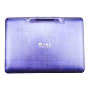 小霸王 移动电视DVD SB-636 17英寸高清便携式播放器游戏机外接USB锂电MP5 藍
