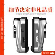 惠普 f310 行车记录仪 车载高清1080P 超广角130度 夜视王 钢琴黑+16G