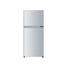 海尔 BCD-118TMPA 118升双门冰箱(银色)产品图片主图