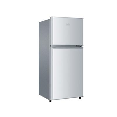 海尔 BCD-118TMPA 118升双门冰箱(银色)产品图片3