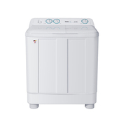 海尔 XPB65-1186BS 6.5公斤双桶波轮洗衣机(白色)