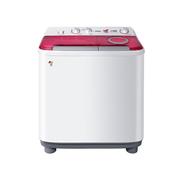 海尔 XPB70-227HS 7公斤双桶波轮洗衣机(白色)