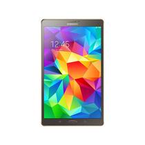 三星 Samsung TAB S T705C 8.4英寸平板电脑(Samsung Exynos/3G/16G/2560×1600/4G网络/Android 4.4/炫金棕)产品图片主图