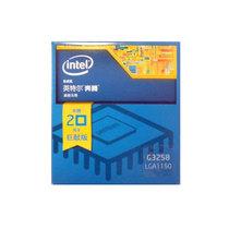 英特尔 奔腾双核G3258 CPU (LGA1150/3.2GHz/3M三级缓存/53W/22纳米) 奔腾20周年纪念版产品图片主图