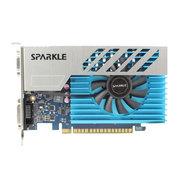 旌宇 GT730 1GD3 怒版 900MHz/1800MHz 1GB/64bit DDR3 PCI-E3.0显卡