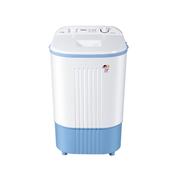 海尔 XPM26-0701 2.6公斤半自动滚筒洗衣机(白色)