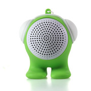 臻晖 SP-1001 蓝牙音响 便携迷你无线音响 低音炮 立体蓝牙小音箱 绿色