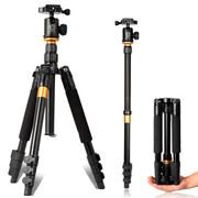 轻装时代 Q570便携三脚架 单反相机三角架云台轻便短小旅游摄影摄像