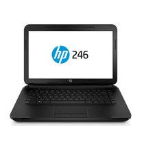 惠普 246 G3 (J7V30PA) 14英寸笔记本(i5-4210U/4G/1TB/GeForce 820M/DOS/黑色)产品图片主图