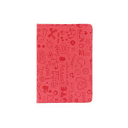 索士 昂达平板保护套 V819mini/V819 3G/V819i/V819W 7.9寸平板电脑皮套 红色