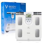 欧姆龙 体重秤脂肪测量器体脂仪HBF-370 自身脂肪率测量