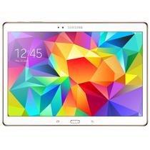 三星 TAB S T805C 10.5英寸4G平板电脑(Exynos 4210/3G/16G/2560×1600/Android 4.4/移动联通4G/炫目白)产品图片主图