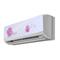 海尔 KFR-35GW/01GKC13 1.5匹壁挂式冷暖空调(白色)产品图片2